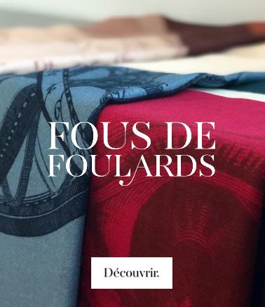 foulards pochette square