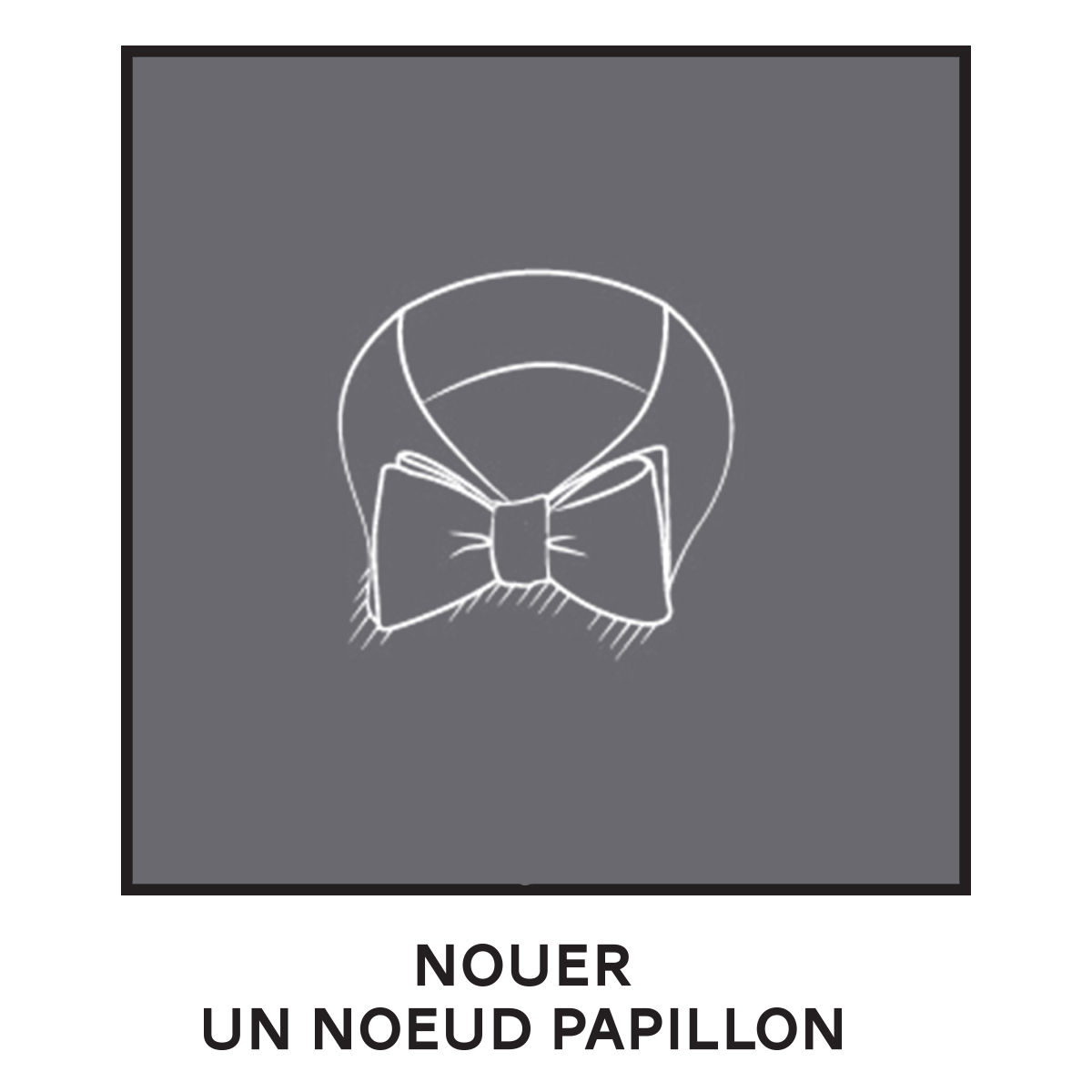 Faire Noeud Papillon