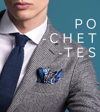 pochettes de costume
