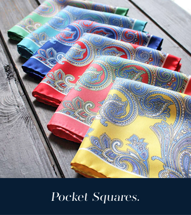 pocket squares made in italy pochette square