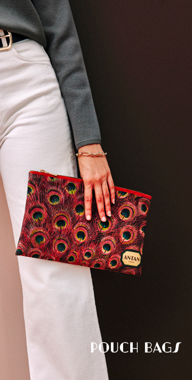 pouch bags antan creations