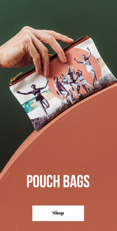 pouch bags pochette square
