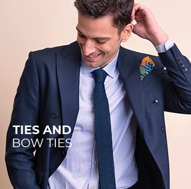 ties bow ties pochette square