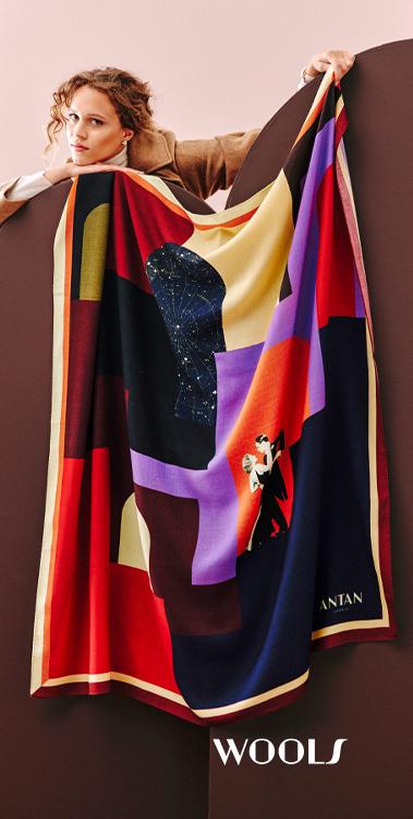 wool scarves antan creation