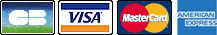Pay by credit card (Visa / Master Card / American Express)