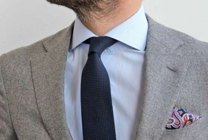 3 mistakes to avoid when wearing a tie